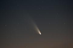Comet Panstarrs