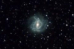 Southern Pinwheel Galaxy, M83 or NGC 5236.