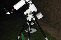 127 mm Triplet ED Refractor.