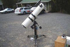 Meade Starfinder Newtonian Reflector Telescope