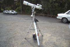 Takahashi FS102 Refractor Telescope