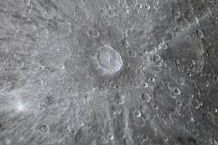 Crater Close Up