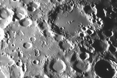 Maginus Crater