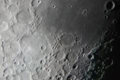Mare Nubium Region