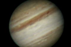 Jupiter October 2010, Glenfield