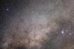 Milky Way September 2011, Shaun Fletcher.