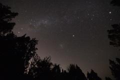 Centaurus to Canis Major.